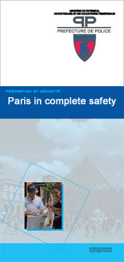Paris in complete safety (PDF brochure)