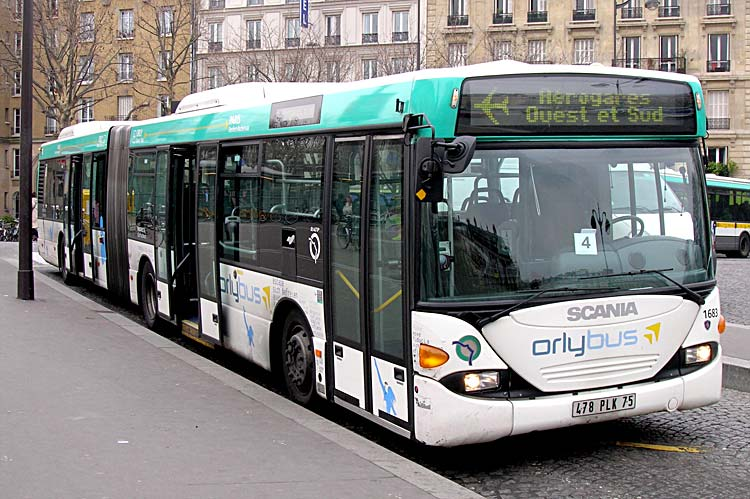 Airports of paris orly airport - Bus 183 aeroport orly sud porte de choisy ...