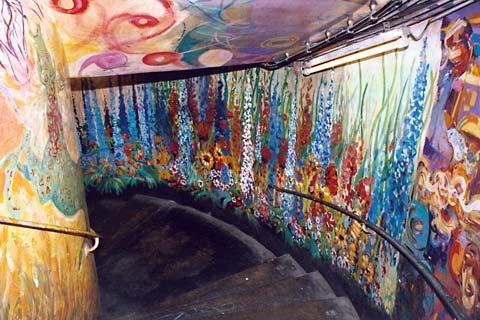 The Paris Metro (subway) System - Part 1