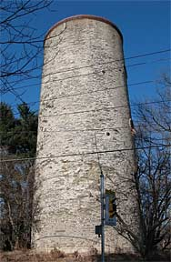 Chestnut Hill Water Tower