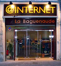 E-mail and the Internet in France