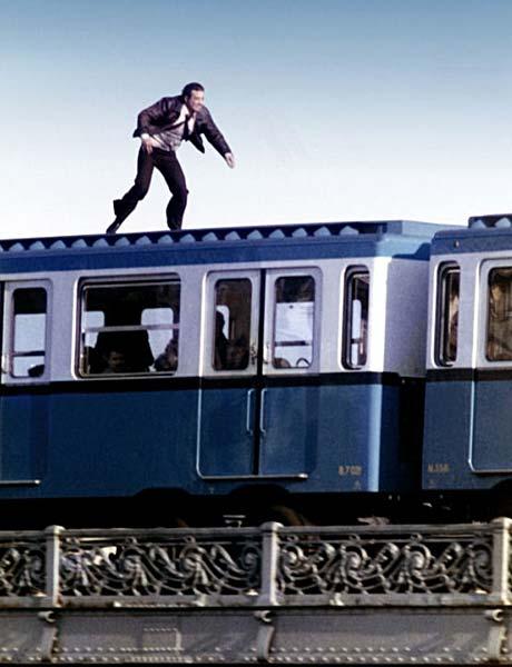 The Paris Metro (subway) System - Part 3