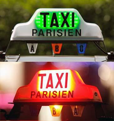 Картинки по запросу taxi parisien red